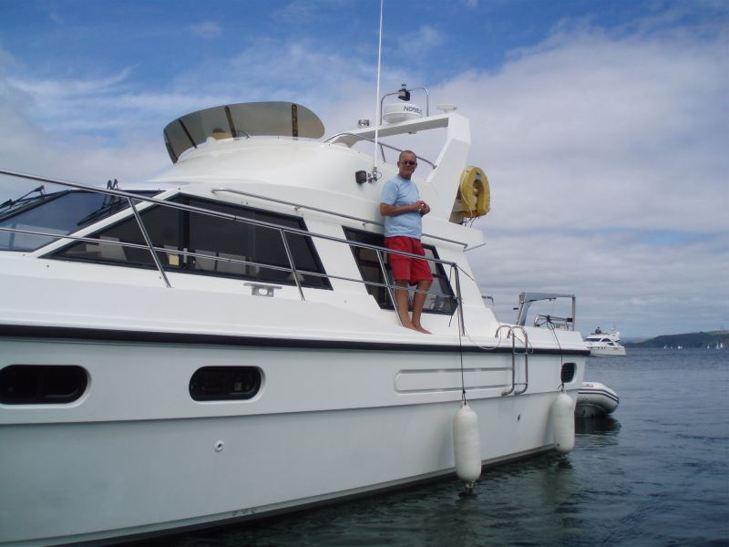 Plymouth Boat Cruises From Saltwater Boat Hire