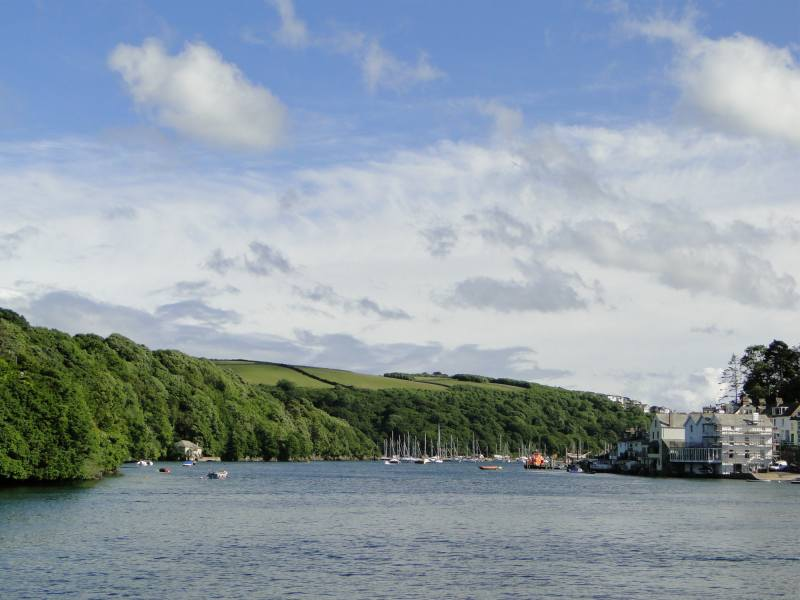 Boat Hire Fowey From Saltwater Boat Hire